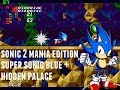 Sonic 2 Mania Edition Super Sonic Blue Hidden Palace mp3