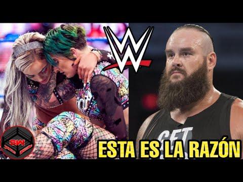 ESTA ES LA RAZÓN DETRAS DE LOS ÚLTIMOS DESPIDOS EN WWE!!