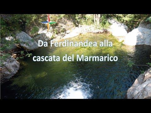 Trekking da Ferdinandea alla cascata del Marmarico