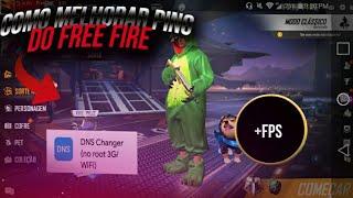 Como Melhorar O Ping Do Free Fire Na Nova AtualizaÇÃo