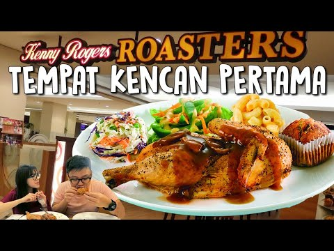 KENCAN FIRST DATE Di Kenny Rogers !!