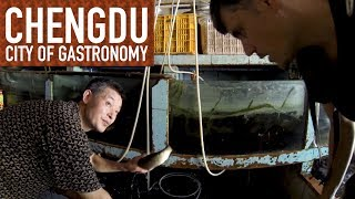 Yellow Catfish (& the Dark Corners of the Fish Market) // Chengdu: City of Gastronomy 51