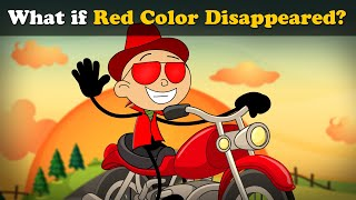 What if Red Color Disappeared? | #aumsum #kids #science #education #children