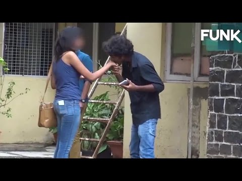 Getting Girls' Phone Number In INDIA - Funk You (Prank In India)