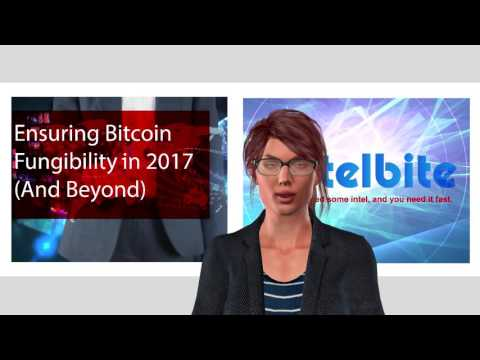 Ensuring Bitcoin Fungibility in 2017 (And Beyond)