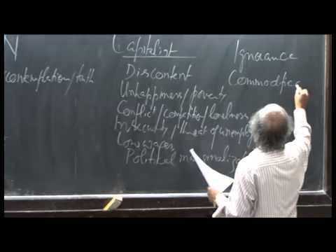 Mod-01 Lec-15 Religion-I: Social conditions and religious th