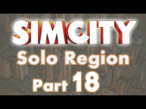 SimCity Solo Region Let's Play Part 18 - Electronics Phase Five