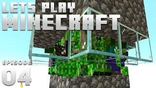 iJevin Plays Minecraft - Ep. 4:  INSANE MOB FARM! (1.15 Minecraft Let's Play)