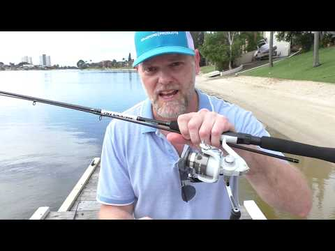 How To Set Up New Fishing Rod