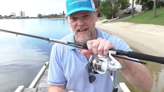 How To Set Uṗ New Fishing Rod
