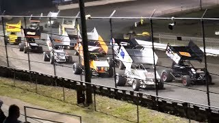 Top Gun Sprint Series at Volusia Speedway Park, 10-12-2013