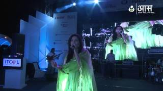 """Thode Badmash"" by Shreya Ghoshal ( AAS Housewives Awards 2012 )"