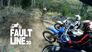 Paddys Swamp trail ride - s/t mud and crash