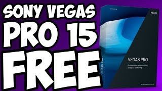 Gambar cover HOW TO GET SONY VEGAS PRO 15 FOR FREE!!! (2019) (FULL VERSION)