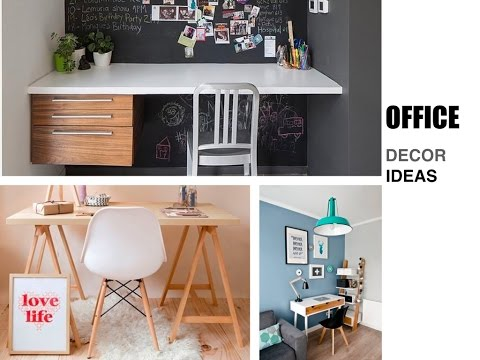 Como hacer oficina en casa home office 33 ideas for Como construir una oficina