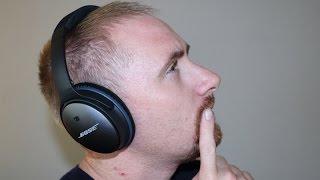 Bose Quiet Comfort 25 Headphones Review