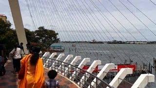Marine Drive in Kochi (Ernakulam), Kerala - India tourism