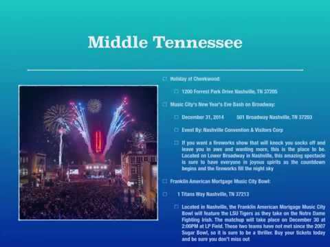 What to do in Tennessee This Winter