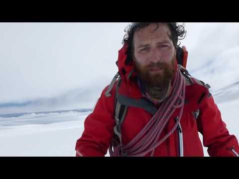 agradecimiento Comando Antartico y Base Esperanza