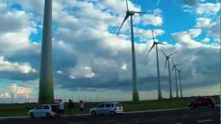 [Youtube HD] Parque Eólico de Osório - The largest wind farm in Latin America - Music by JCKC
