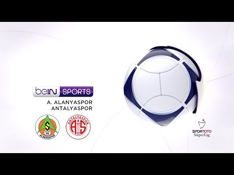 A. Alanyaspor 3 - 2 Antalyaspor #Özet