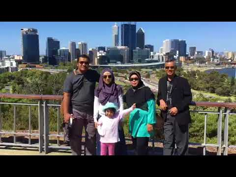 Liburan Di Perth-City Tour With Jutawan Tours