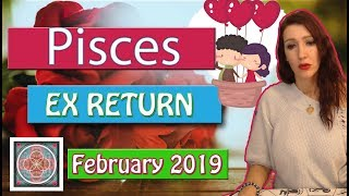 "Pisces "" EX RETURNS"" Talk about commitment & love  February 2019  LOVE READINGS"