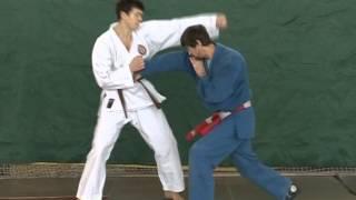 Обучение системе рукопашному бою Часть 28
