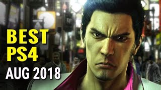 29 Best New PlayStation 4 Games of August 2018