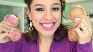 Physicians Formula Argan Wear Blush + Bronzer | Review