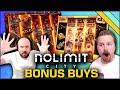 Best Bonus Buy Slots from Nolimit City