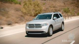 2011 Dodge Durango Review - Kelley Blue Book