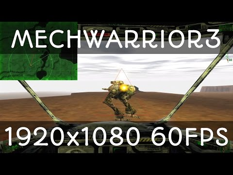 VOGONS • View topic - HiRes/Widescreen Patch for Mech Warrior 3