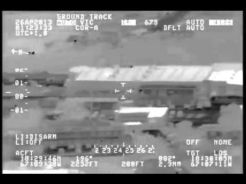OVNI filmé par un avion espion Américain