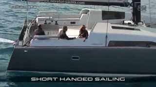 Le Breton Yachts SIG45 Fast 45ft Cruising Sailing Catamaran