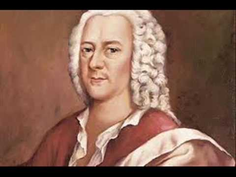 Telemann. Sonata A Major.
