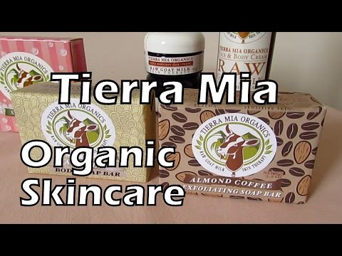 Unboxing: Tierra Mia Organics | Skincare Fresh from the Farm