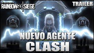 TRAILER AGENTE CLASH OPERACION GRIM SKY   Caramelo Rainbow Six Siege Español