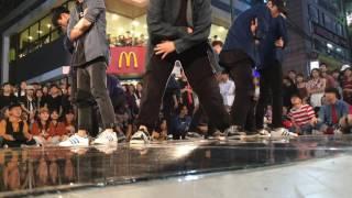 Kudt @ 2016 고연전 bboy performance Ku Breakerz 고려대 브레이커즈.