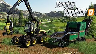 FARMING SIMULATOR 19 #170 LIVE - A LAVORO - GAMEPLAY ITA