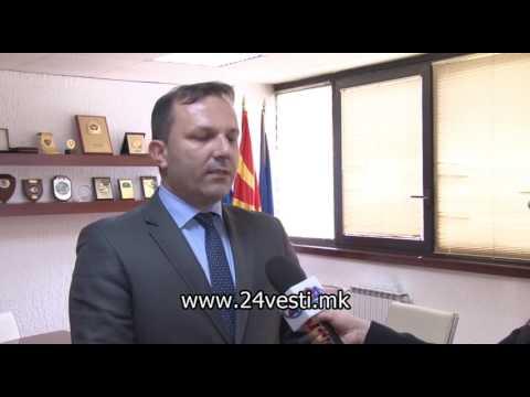 ТВ 24 во МВР: Каде беше стациониран штабот на ВМРО-ДПМНЕ во зградата на полицијата