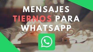 frases bonitas para whatsapp mensajes tiernos para whatsapp