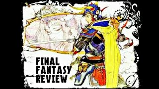 Is Final Fantasy 1 (Origins) still worth playing? Retro Review.