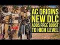Assassin's Creed Origins DLC Gives FREE BOOST TO HIGH LEVEL (AC Origins DLC)
