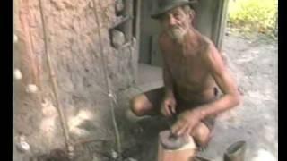 Mestre Ulisses Cangaia capoeira negro velho
