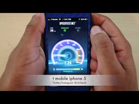 t mobile iphone 5 review