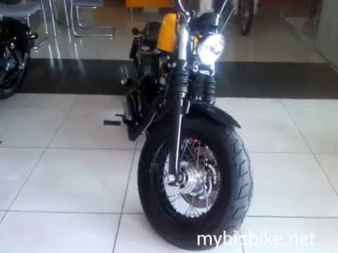 Harley davidson sportster forty eight yellow 2012 for sale malaysia