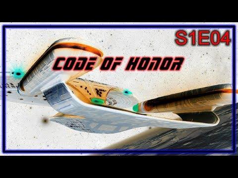 Star Trek The Next Generation Lamentations S1E04: Code Of Honor