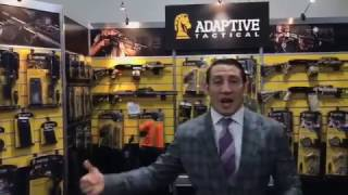 SHOT Show 2017 - Adaptive Tactical with Tim Kennedy