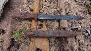 Раскопки по Войне в Демянском котле 10 / WW2 Ausgrabungen in Demjansk Kessel